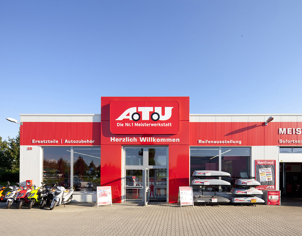 A.T.U Retail Warehouse [© Bertram Bölkow]