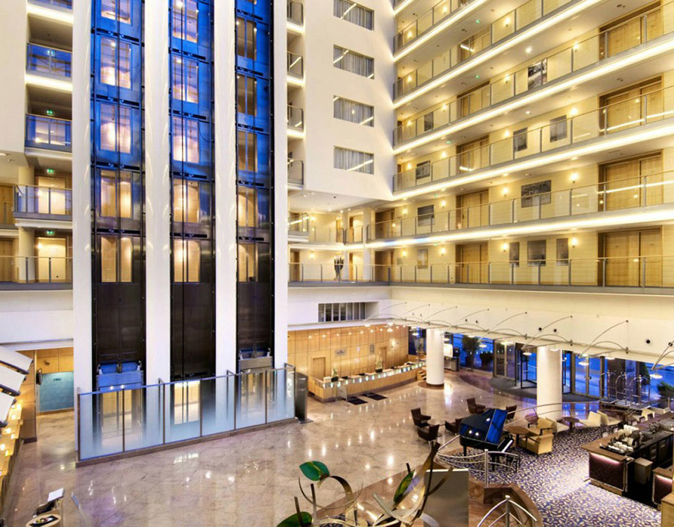 Hilton Hotel [© Hilton Frankfurt]