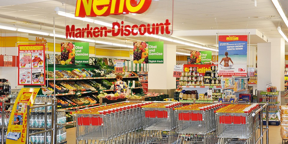 Netto market germany
