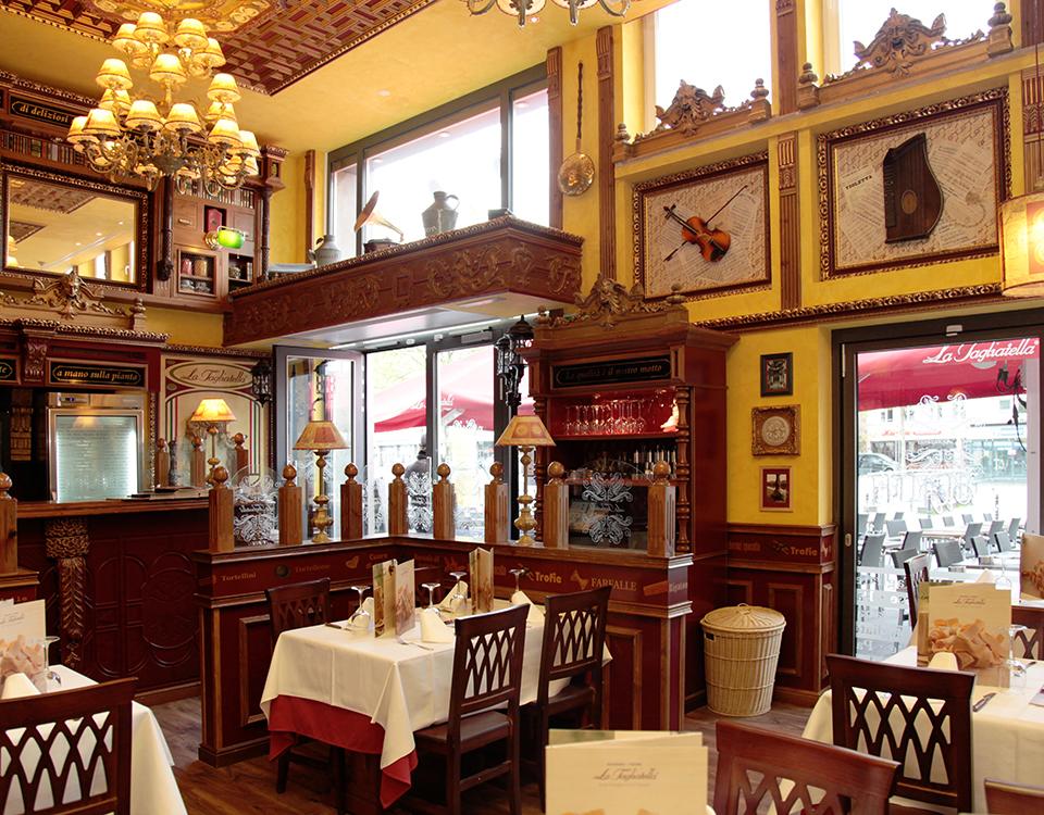 La Tagliatella Restaurants