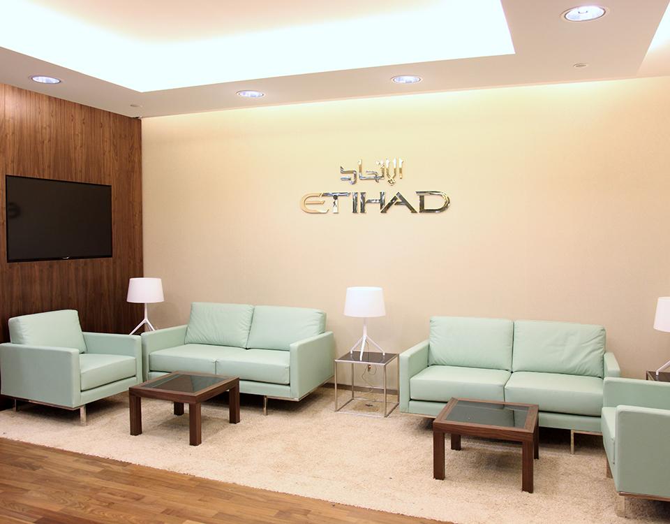 Etihad Airways Regional Office