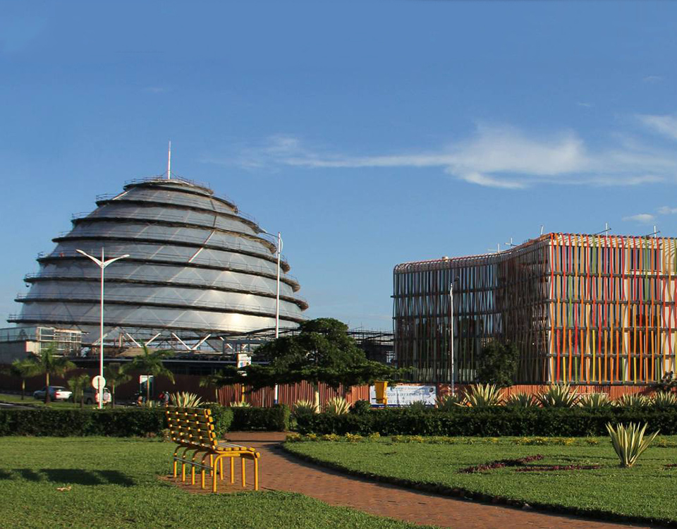 Kigali Convention Complex [© Spacial Solutions]