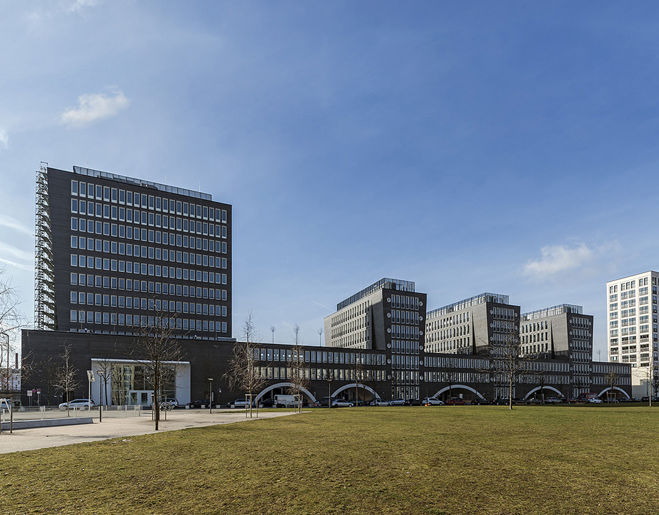 Kontorhaus Arnulfpark