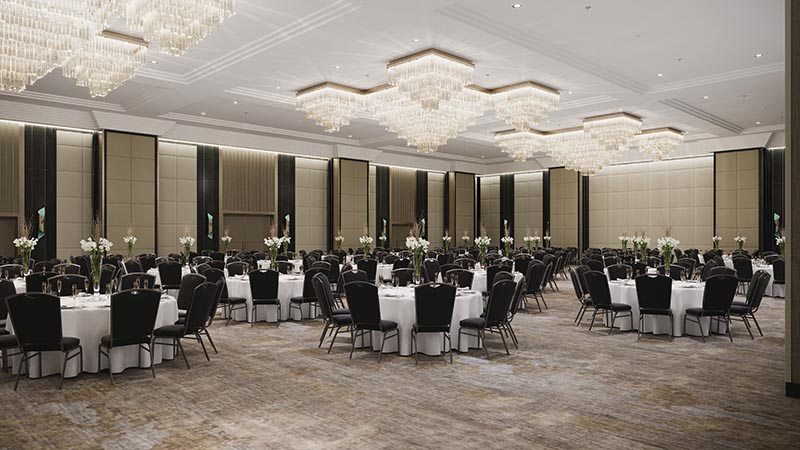 InterContinental Hotel Ballroom